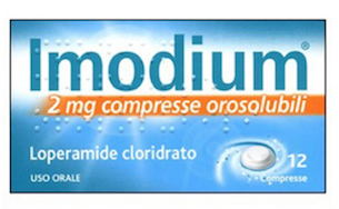 IMODIUM 12 compresse orosolubili