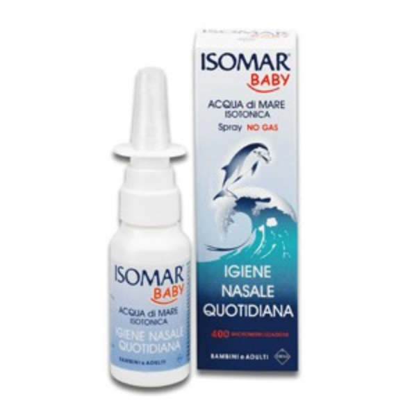 ISOMAR BABY SPRAY 30ml